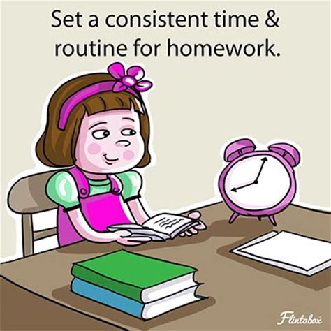 Who made up homework