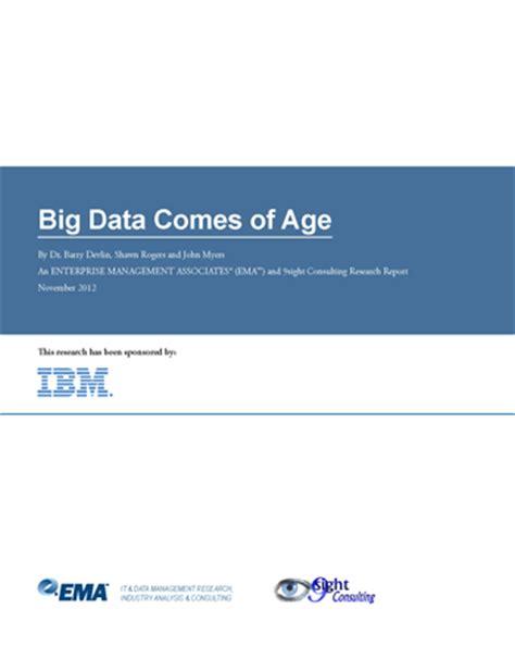 Term paper on big data